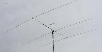 3 элемента на 14 мГц