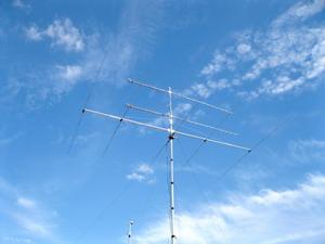 5 элементов на 21 мГц RA3LE дизайн.